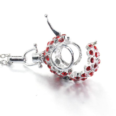Love Music Angel Charm Ball