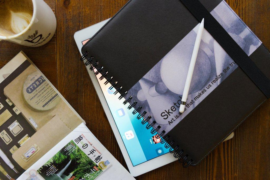 Sketchbook Case for iPad Pro 12.9