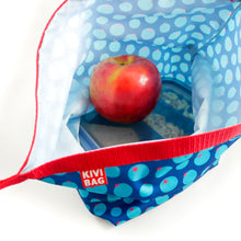 Lunch Bag Large (Blueberry)