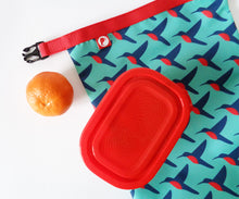 Lunch Bag (Hummingbird) - KIVIBAG