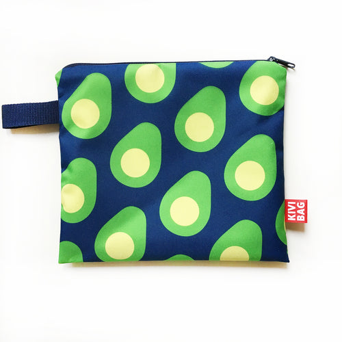 Zipper Bag (Avocado) - KIVIBAG