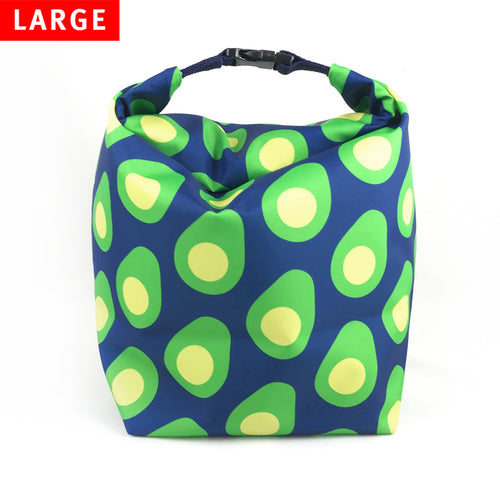 Lunch Bag Large (Avocado)