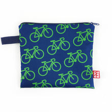 Zipper Bag (Bike Blue) - KIVIBAG