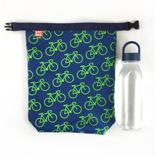 Lunch Bag (Bike Blue)
