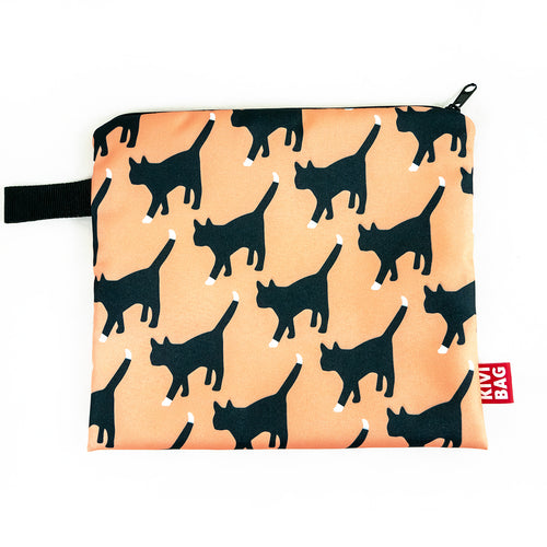 Zipper Bag  (Cat) - KIVIBAG