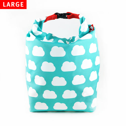Lunch Bag Large (Cloud)