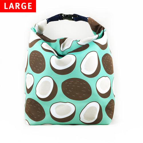 Lunch Bag Large (Coconut) - KIVIBAG