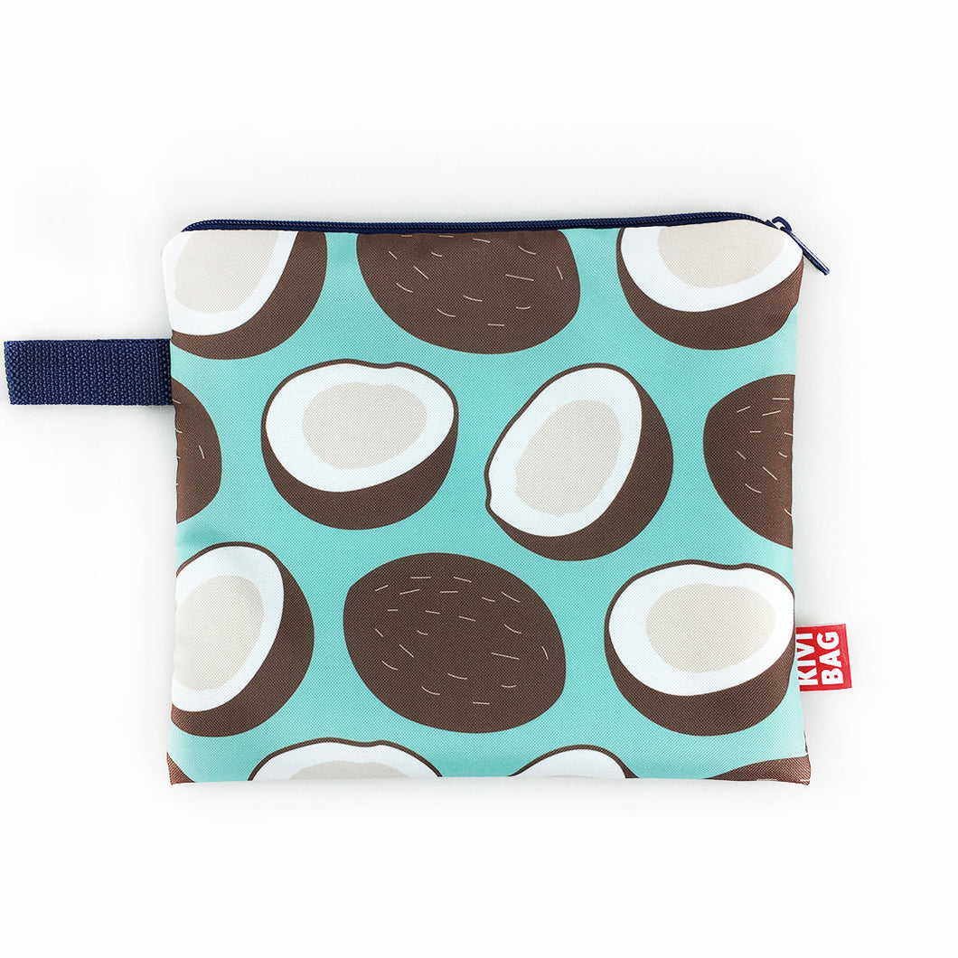Zipper Bag (Coconut)
