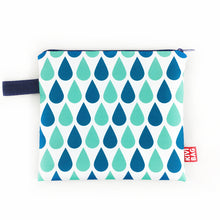 Zipper Bag (Drops)
