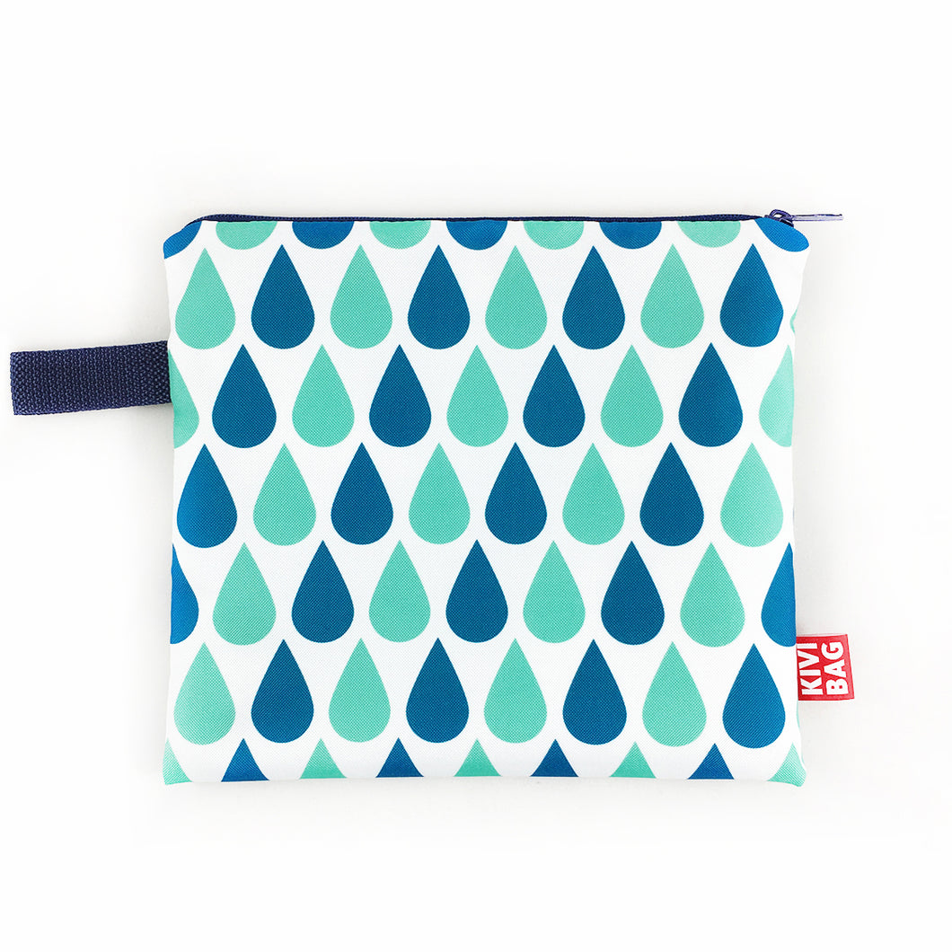 Zipper Bag (Drops) - KIVIBAG