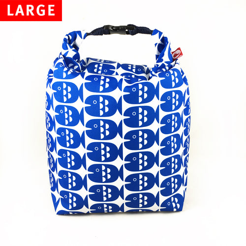 Lunch Bag Large (Fish)