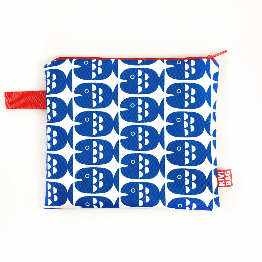 Zipper Bag (Fish) - KIVIBAG