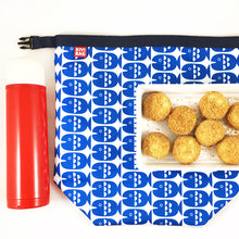 Lunch Bag Large (Fish) - KIVIBAG