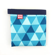 Lunch Bag (Triangle Blue) - KIVIBAG