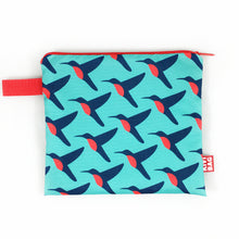 Zipper Bag (Hummingbird)