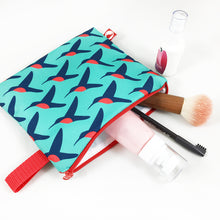 Zipper Bag (Hummingbird) - KIVIBAG