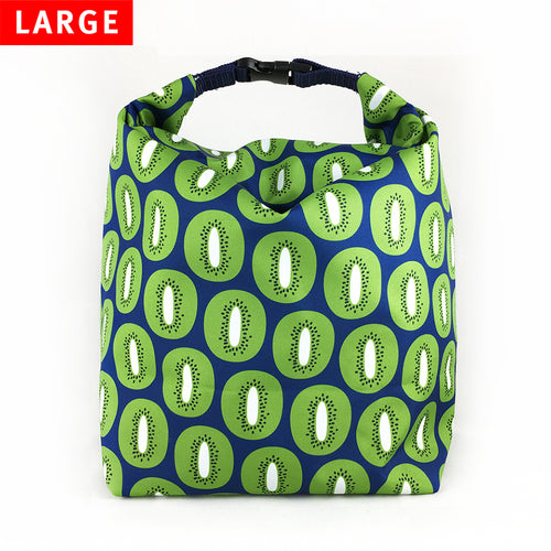 Lunch Bag Large (Kiwi Fruit) - KIVIBAG