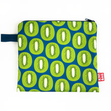 Zipper Bag  (Kiwi Fruit) - KIVIBAG