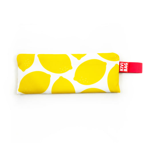 Zipper Bag Small (Lemon)