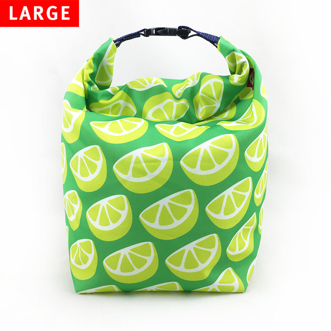 Lunch Bag Large (Lime)