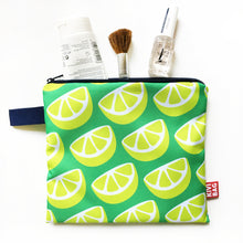 Zipper Bag (Lime) - KIVIBAG