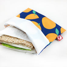 Sandwich Bag (Orange) - KIVIBAG