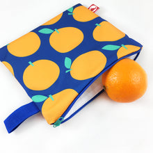 Zipper Bag (Orange) - KIVIBAG