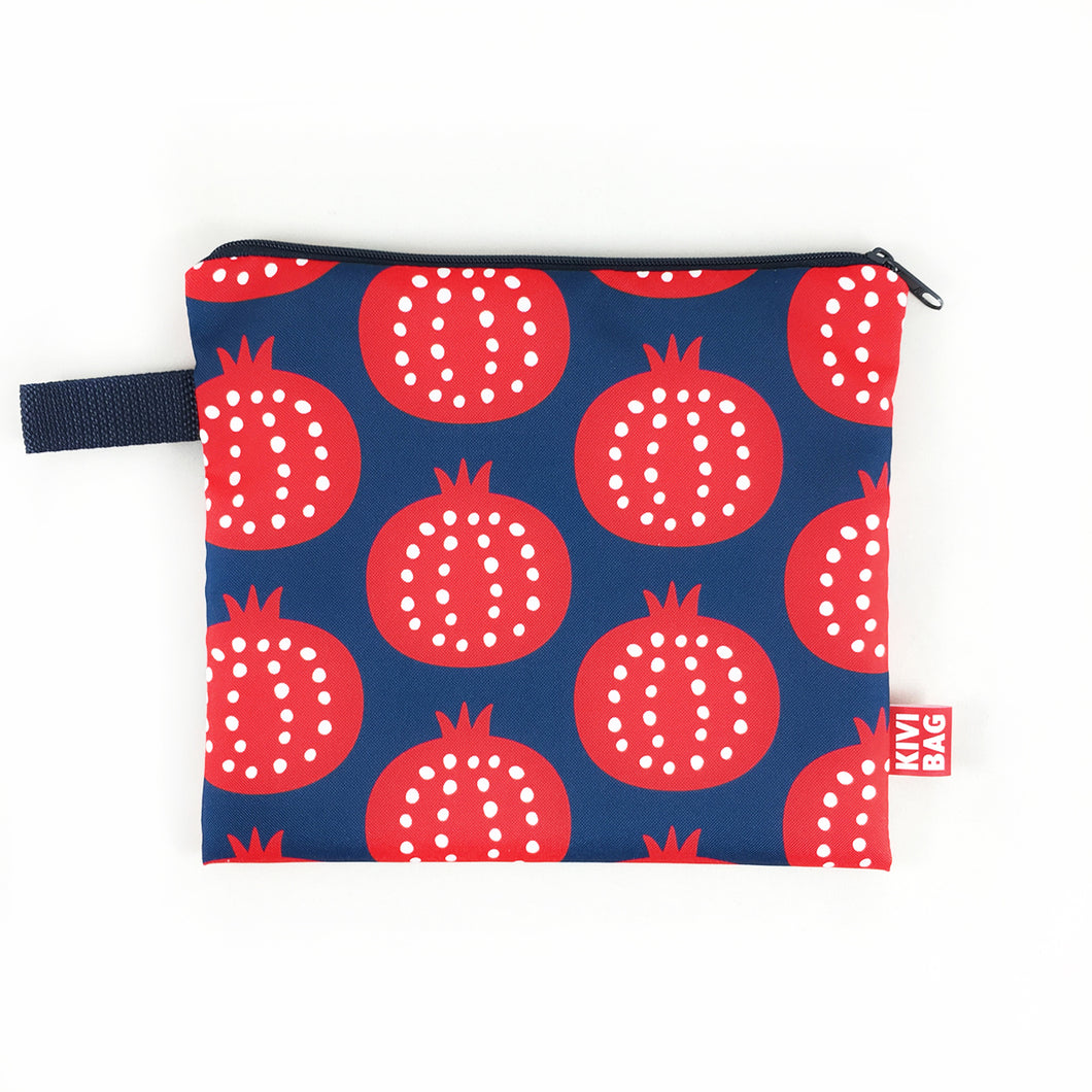Zipper Bag (Pomegranate) - KIVIBAG