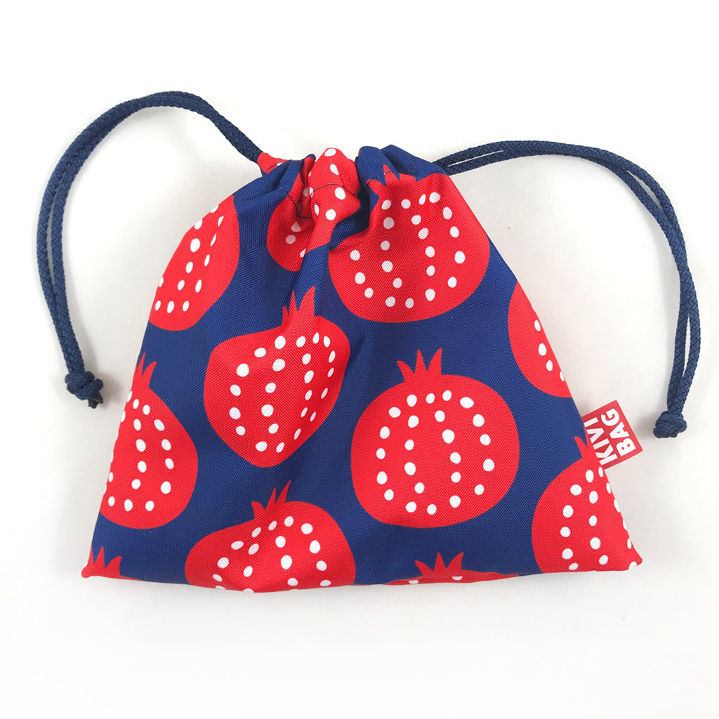 Snack Bag (Pomegranate) - KIVIBAG