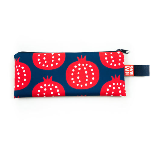 Zipper Bag Small (Pomegranate)