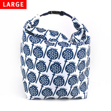 Lunch Bag Large (Poppy) - KIVIBAG