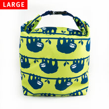 Lunch Bag Large (Sloth) - KIVIBAG