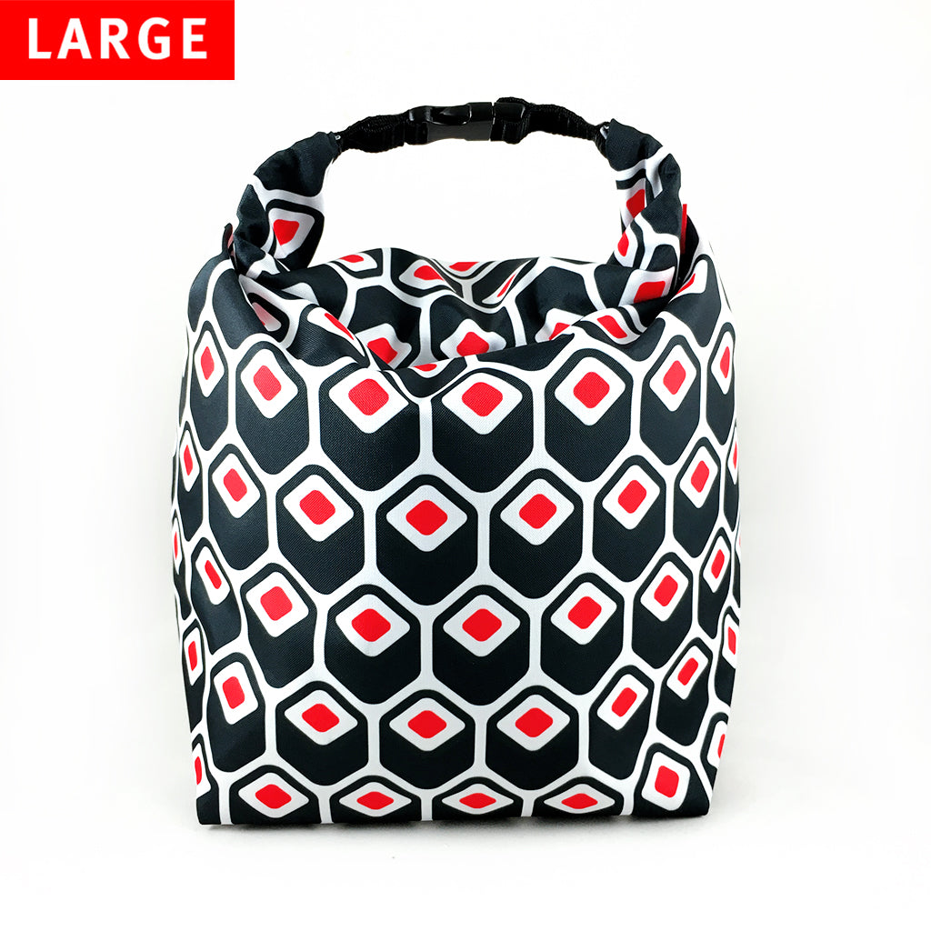 Lunch Bag Large (Sushi) - KIVIBAG