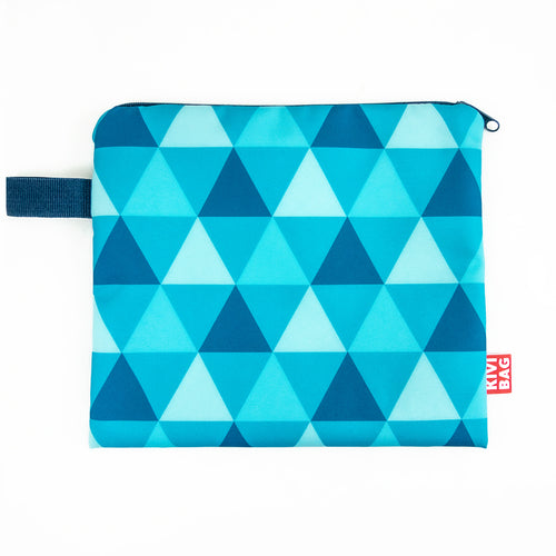 Zipper Bag  (Triangle) - KIVIBAG
