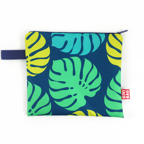 Zipper Bag  (Tropical) - KIVIBAG