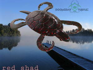 DDT3-Red Shad Doomzday Turtle - Doomz DNA