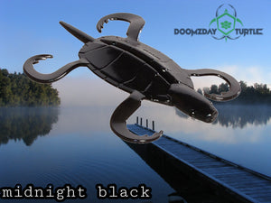DDT3-Midnight Black Doomzday Turtle - Doomz DNA