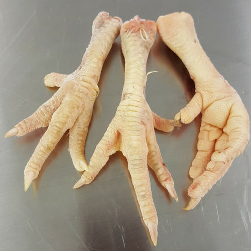 Organic free range Chicken Feet