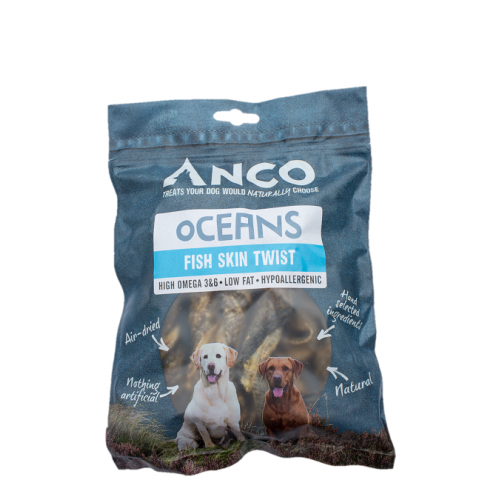 Anco Oceans Fish Skin Twists