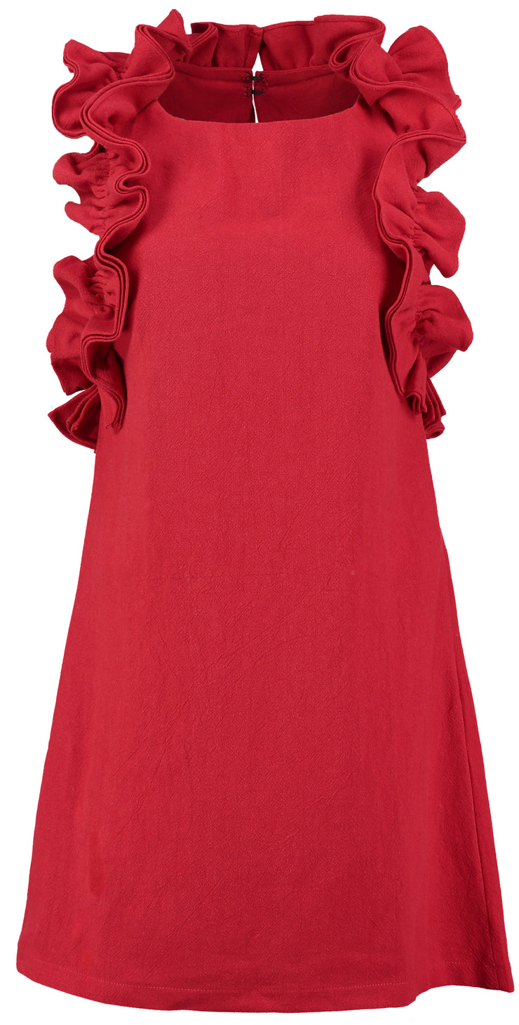Havana Ruffle Dress