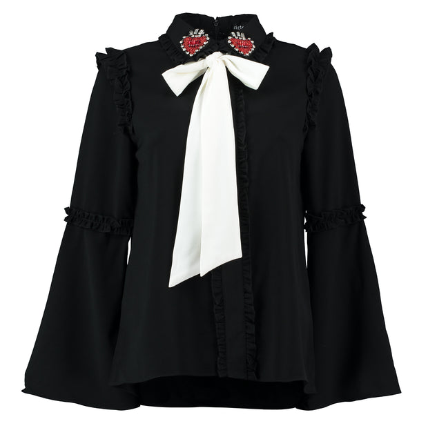 Love Lockdown Blouse