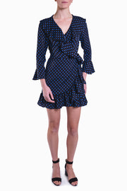 Mirage Wrap Dress