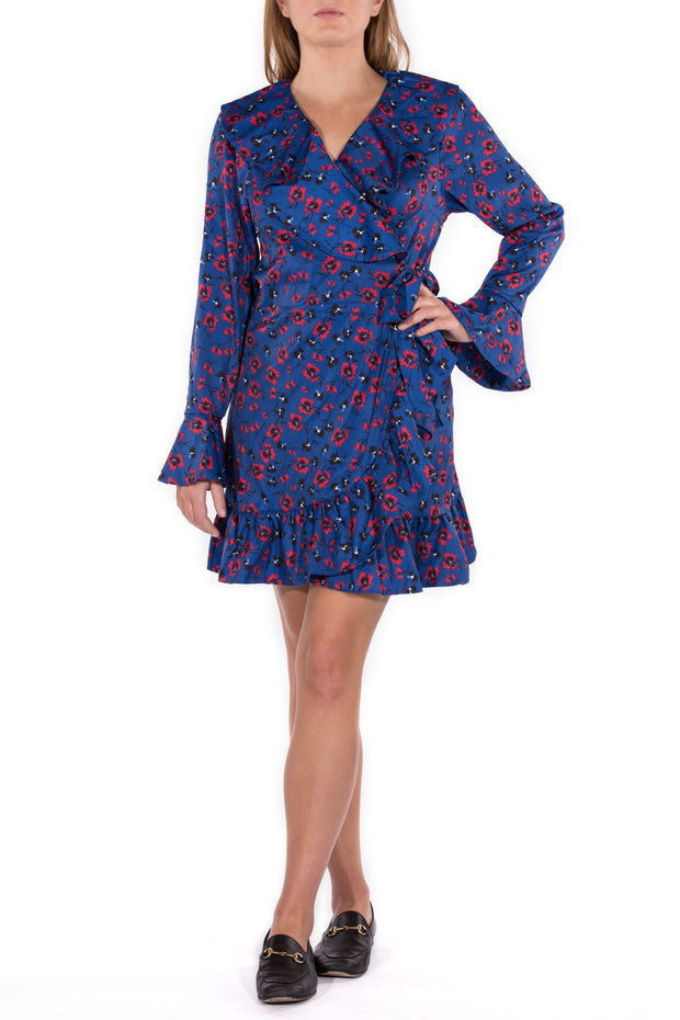 Aquarius Wrap Dress