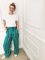 YASYILLO TROUSERS
