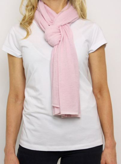 Sheer Cashmere Scarf