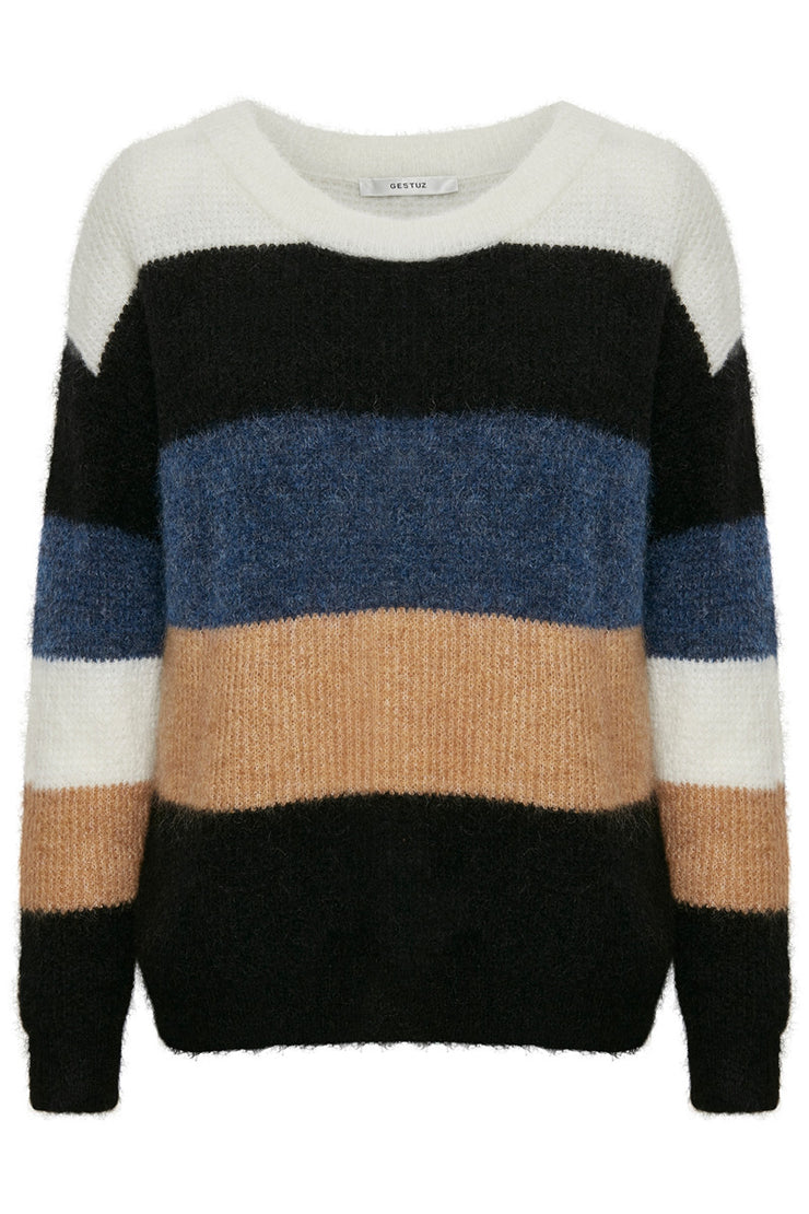 Debbie Striped Jumper