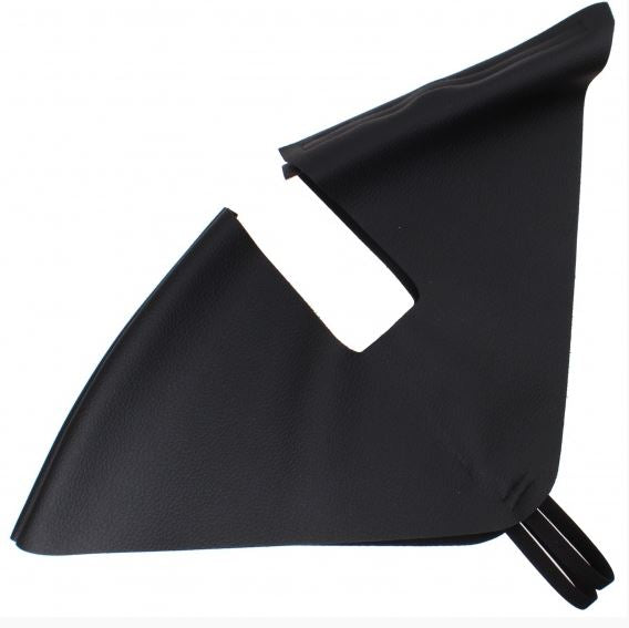 Coat/Dress Guard - Black Leatherette