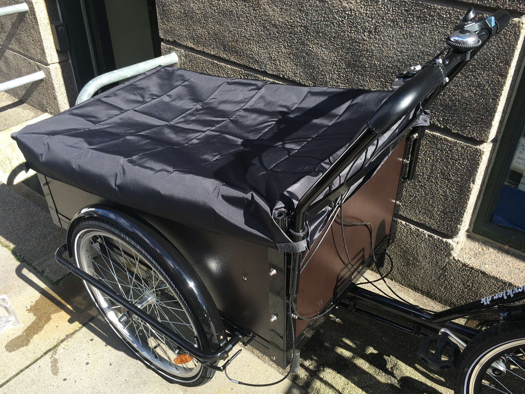 Cargo Bike Box Rain Cover