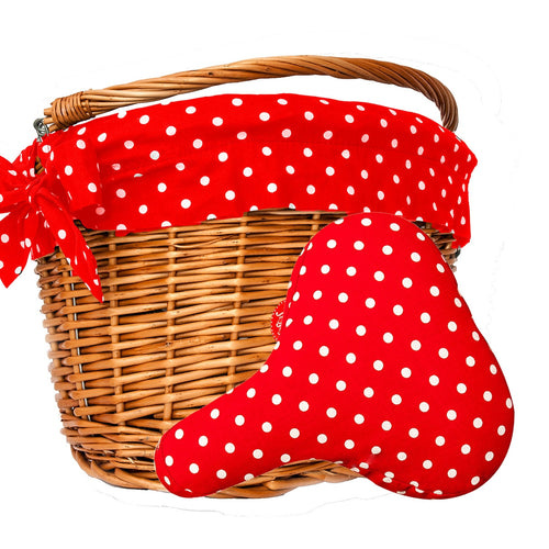 RED POLKA DOT: Styling Set