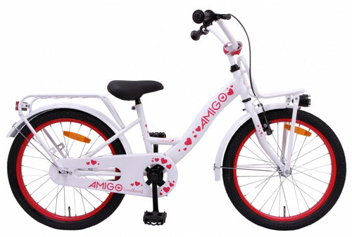 Amigo Sweetheart 20 Inch 29 Cm Girls Coaster Brake